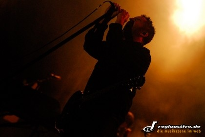 - Fotos: Nine Inch Nails live bei Rock am See 2007