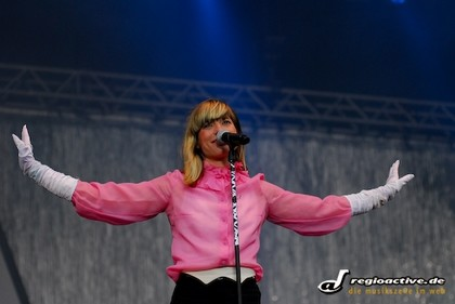 live impressionen - Fotos: Mia bei Rock am Ring 2007