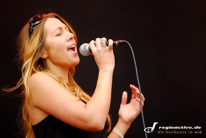 live impressionen - Fotos: Colbie Caillat bei Rock am Ring 2007