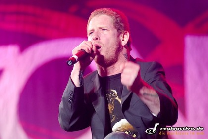 live impressionen - Fotos: Stone Sour bei Rock am Ring 2007